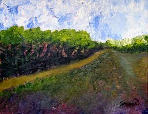 Sean Ward Impressionism