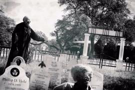 Halloween: Graveyard