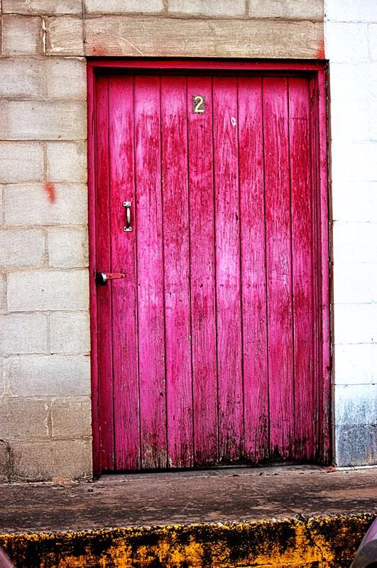 this red door