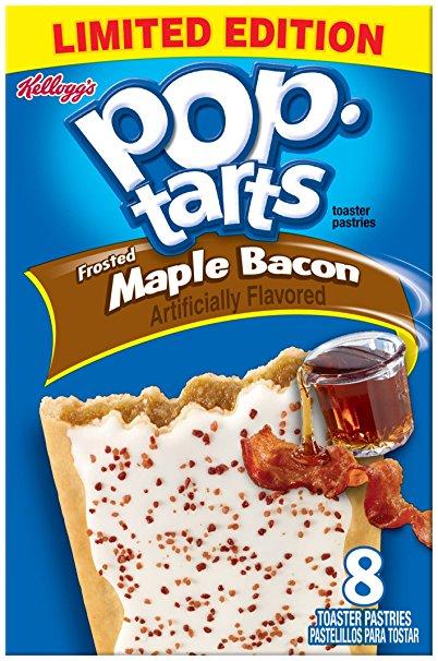Maple Bacon Pop Tarts