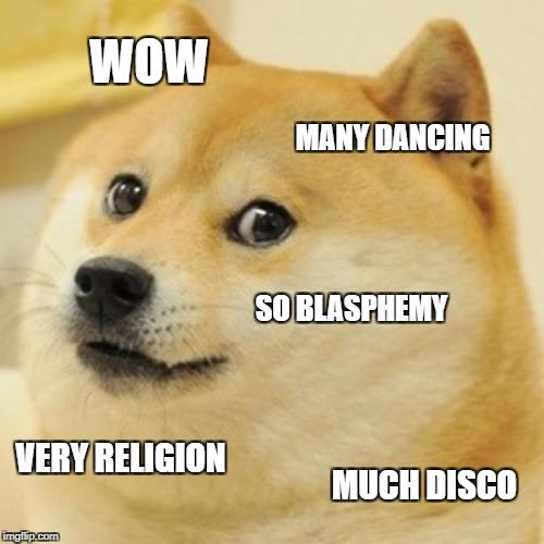 Doge responds